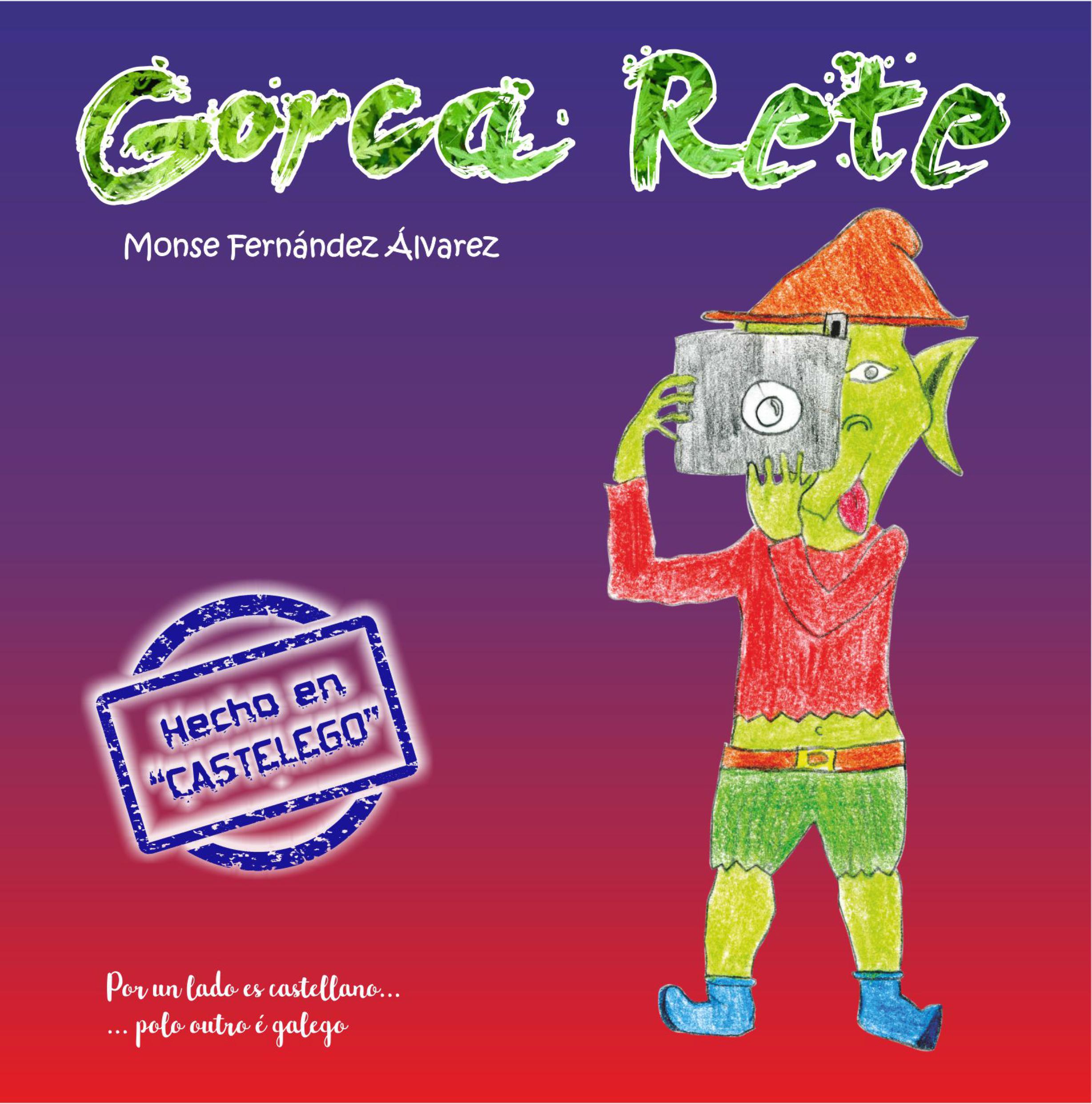 Gorca Rete libro infantil en galego